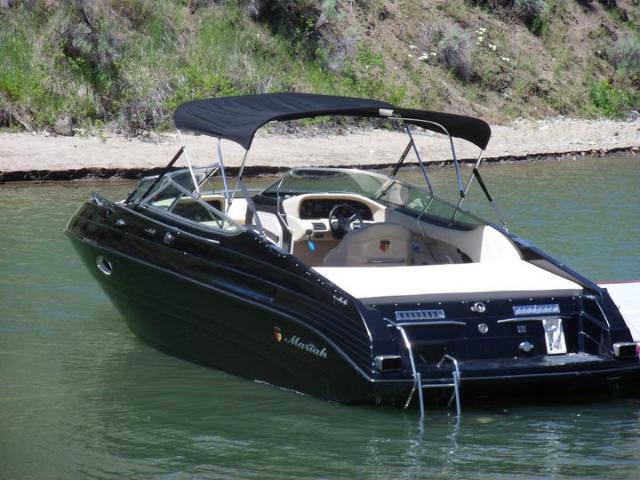 272 Open Bow Shabah With A 502 For Sale The Mariah
