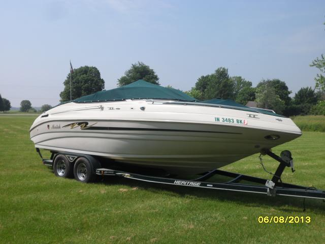 98 Mariah Z242 Shabah For Sale - The Mariah Owners Club
