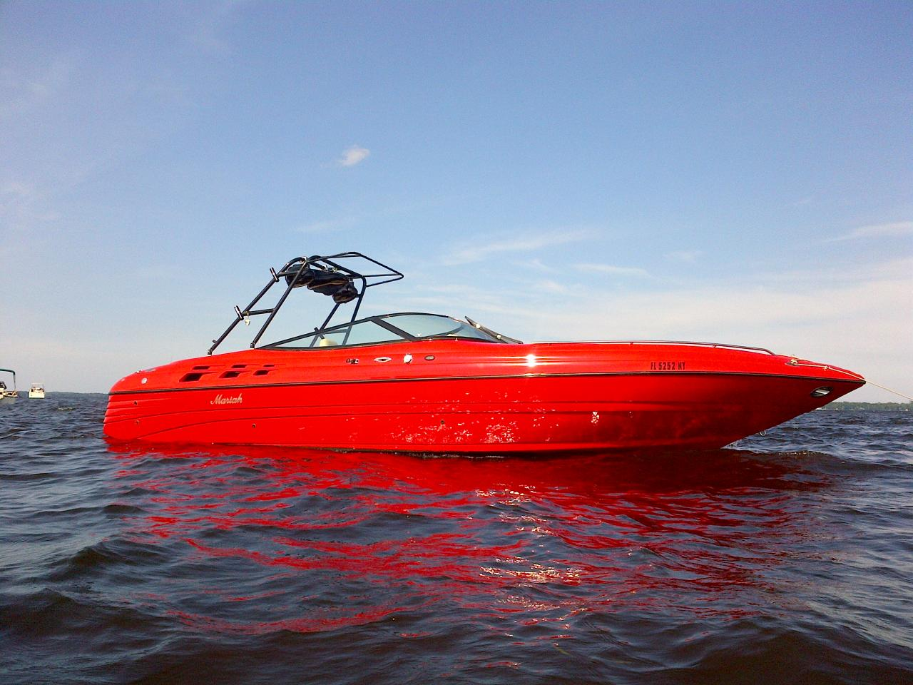 Member Boat For Sale Quot Last Red Cent Quot 1999 Z302 502 Mpi