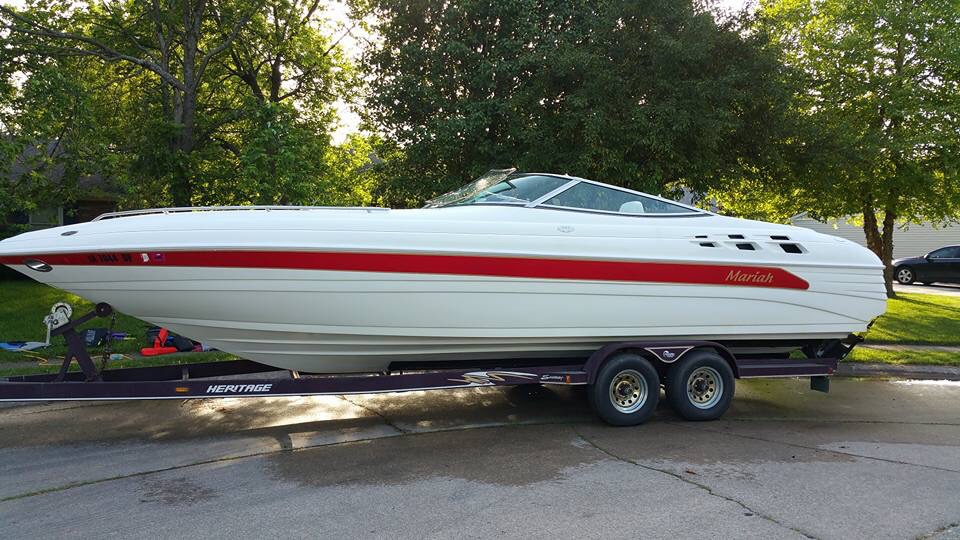Member Boat For Sale: 1998 Mariah Z302 for Sale - The ...