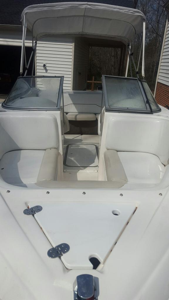 Member Boat For Sale: 2005 SX19 with swim platform 305 V8