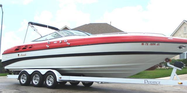 Ebay Boats Florida >> Building A New Boat Trailer Moraine State Park Boat Rentals