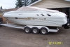 She is all shined up and ready for water will the trailer make it?
