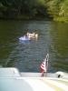 Chillin on Lake Hamilton